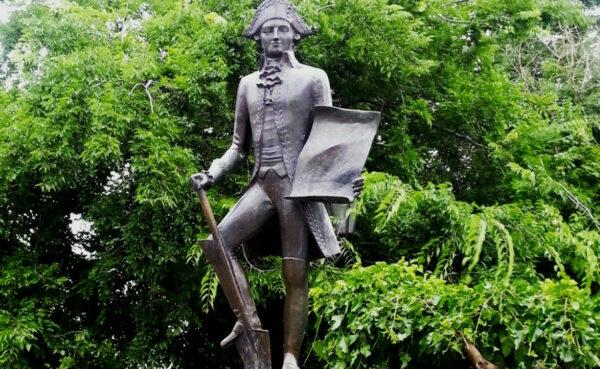 Pomnik pierwszego burmistrza Odessy